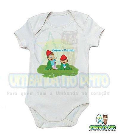 Body Infantil Cosme (menino e menina)