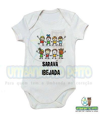 Body Saravá Ibejada (menino e menina)