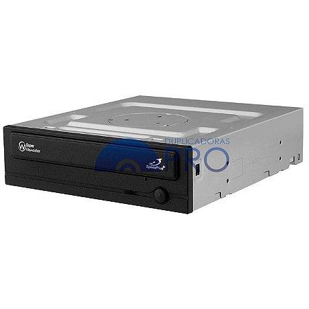 Gravador de DVD e CD Samsung SH-224DB Preto