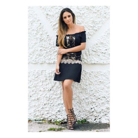 Vestido Esmeria