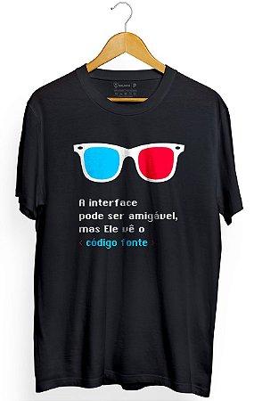 Camiseta Interface