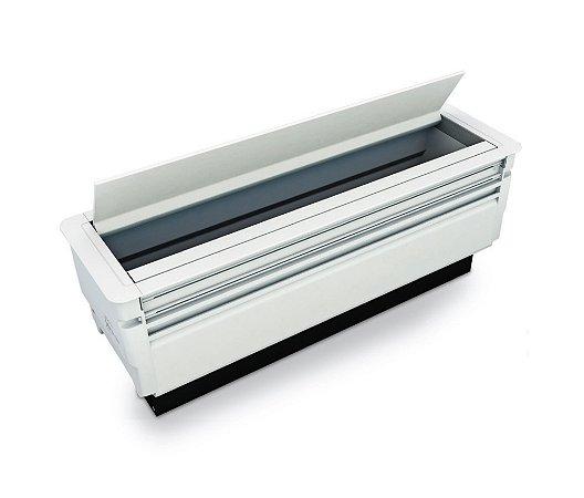 Caixa De Tomada Em Alumínio Abertura Fecho-Toque  - T-Plus
