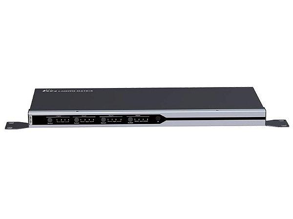 Matrix HDMI 4K 4x4 Portas - LKV414