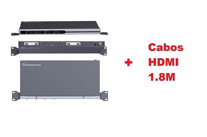 kit-matriz-4x4-lenkeng-6-cabos-hdmi-1.8m