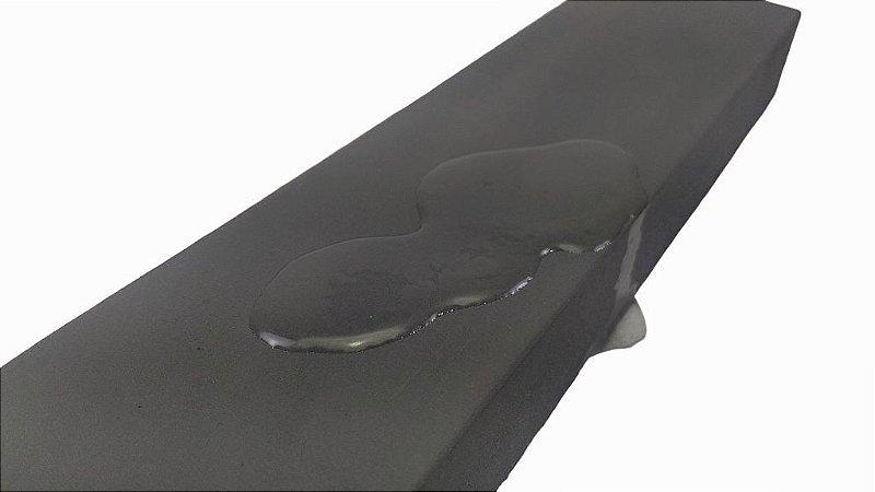 Pedra De Afiar Combinada Temperada Com Vaselina Solida