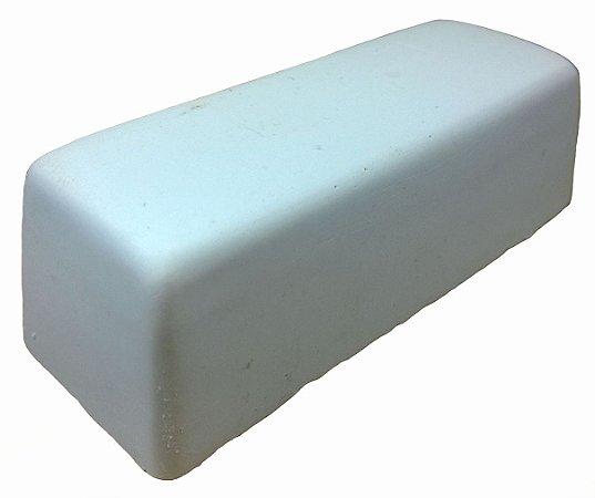 Pasta Polimento E Brilho Em Metais Alumínio Branca Jacare