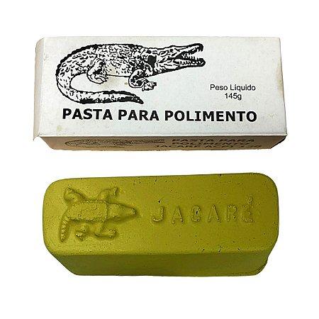 Pasta Para Polir Acrílico E Resinas Amarela ACPI 120 Jacaré