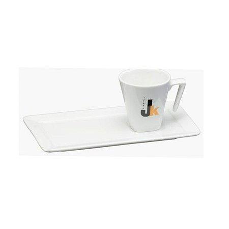 Xícara Café com Pires Plateau 65 ml
