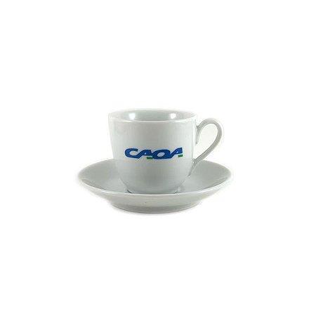 Xicara Café com Pires Coup 75 ml GR
