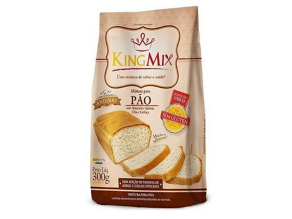 Mistura para Pão com Sementes Andinas King Mix 300g