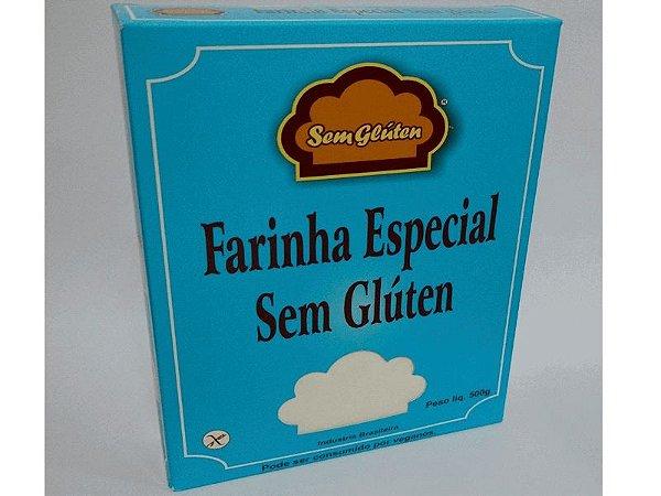 Farinha Especial Sem Glúten Alimentos 500g