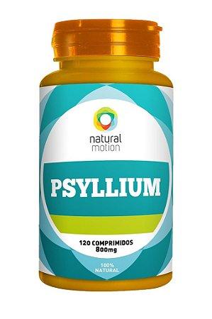Psyllium Capsulas Natural Motion Pote 120 unid 800mg (Validade 28/02/2018)