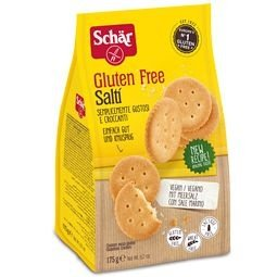 Biscoito Salgado tipo Salti Schar 175g