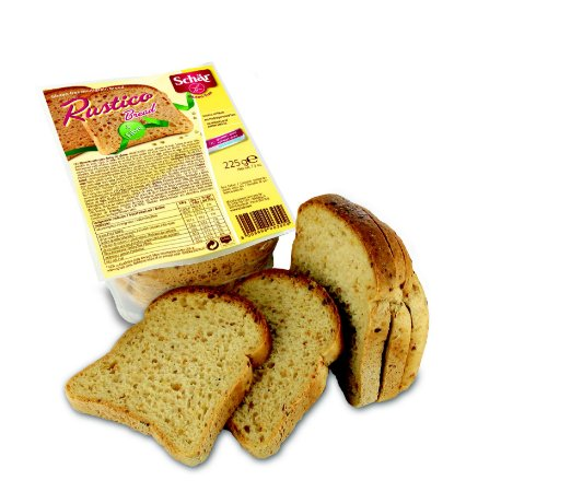 Pão Rustico Schar 225g