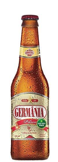 Cerveja Sem Glúten Pilsen Germânia 355ml