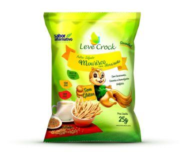 Biscoito Palitos Mourisco com Amaranto Leve Crock 25g