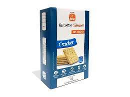 Biscoito tipo Cracker Sem Glúten Belfar 104g