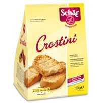 Torradas Crostini Sem Glúten Schar 150g
