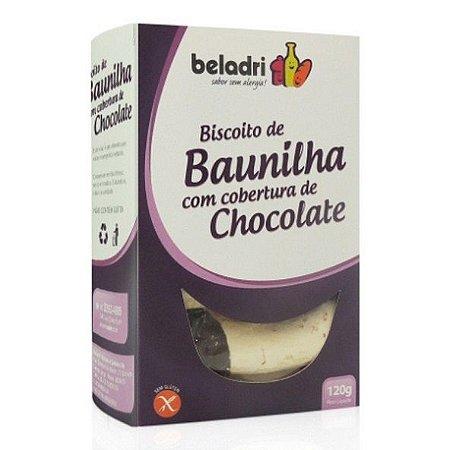 Biscoito de Baunilha com Chocolate Beladri 120g