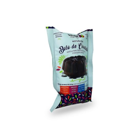 Mistura para Bolo Sabor Chocolate Sem Glúten Beladri 300g