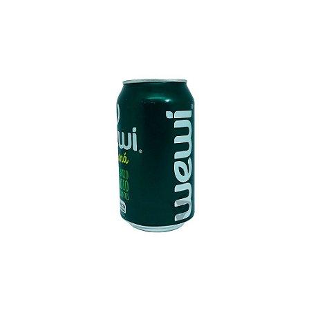 Refrigerante Orgânico Sem Glúten Sabor Guaraná Wewi 350ml