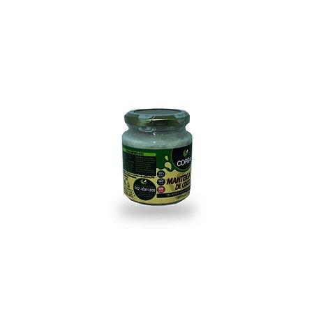 Manteiga de Coco Sem Glúten Copra 210g
