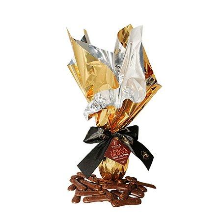 Ovo de Páscoa Sem Leite com Chocolates Língua de Gato Tnuva 180g