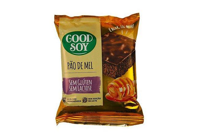 Pão de Mel Sem Glúten e Sem Lactose Good Soy 40g