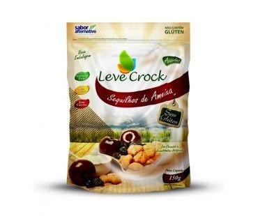 Sequilho de Ameixa Leve Crock 150g