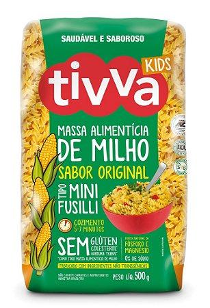 Macarrão Fusilli Kids Original Sem Glúten Tivva 500g