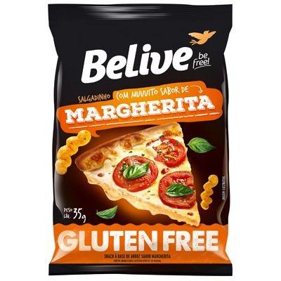 Snack de Margherita Belive 35g
