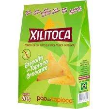 Biscoito de Tapioca Xilitoca 50g