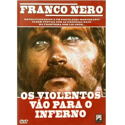 OS VIOLENTOS VÃO PARA O INFERNO DVD