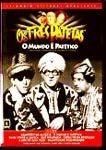 OS TRÊS PATETAS O MUNDO É PATÉTICO DVD