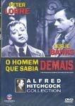 O HOMEM QUE SABIA DE MAIS DVD