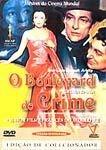 O BOULEVARD DO CRIME DVD