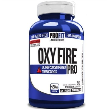 Oxy Fire Pro (60caps) - Profit