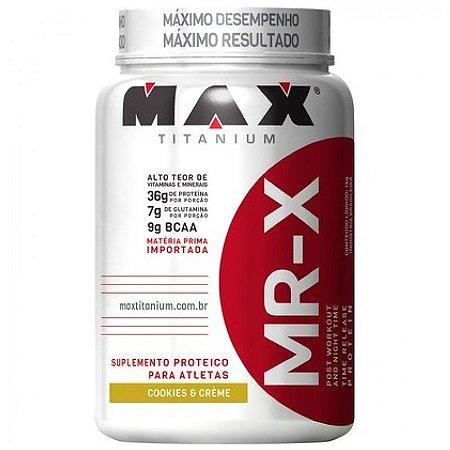 MR-X (1kg) - Max Titanium