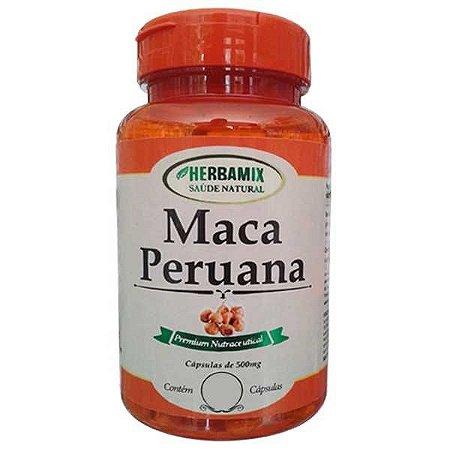 maca peruana em capsulas