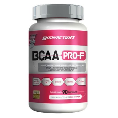 BCAA Pro-F (90 caps) - Body Action