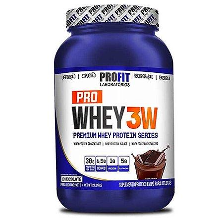Pro Whey 3W (900g) - Profit