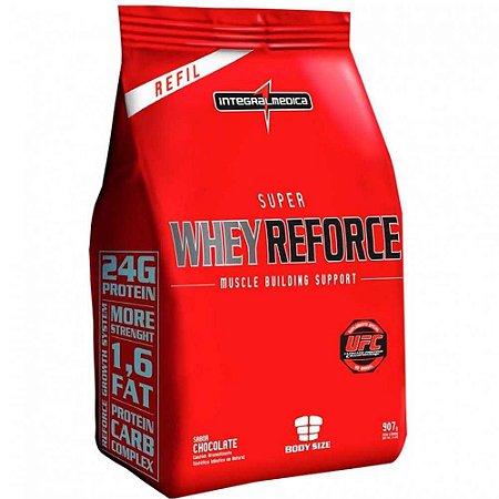 Super Whey Reforce Refil (907g) - Integralmedica