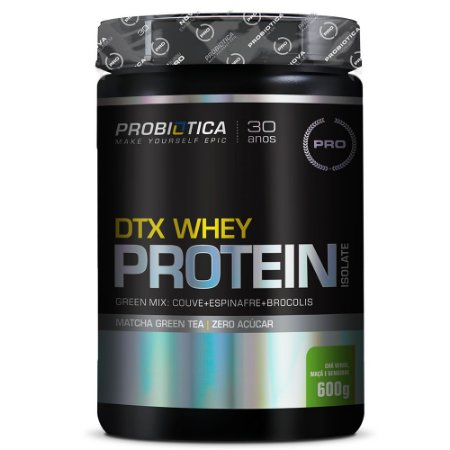 DTX Whey Protein Isolate ( 600g) - Probiotica