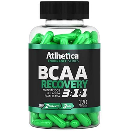BCAA Recovery 3:1:1 (120caps) - Althetica Nutrition