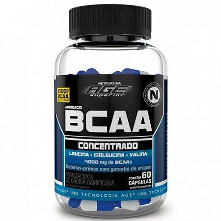 BCAA 1G (60caps) - Nutrilatina AGE