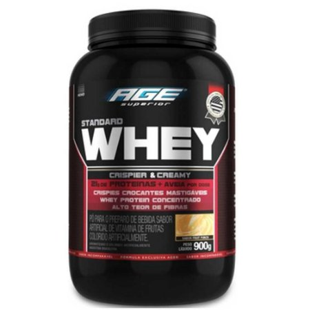 Standard Whey (900g) - Nutrilatina AGE