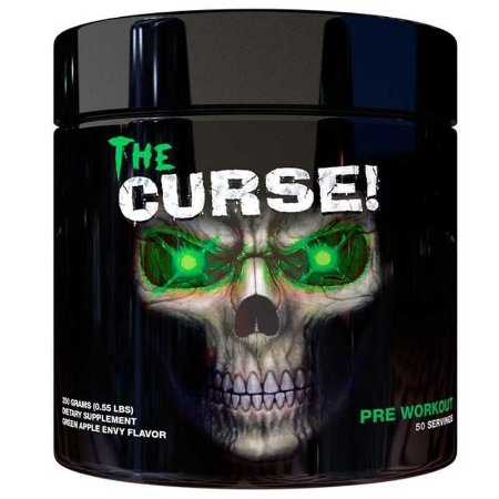 The Curse Pre Workout (250g) - Cobra Labs