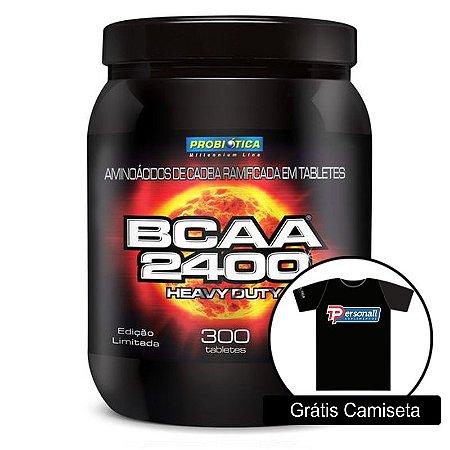 BCAA 2400 (300tabs) - Probiotica