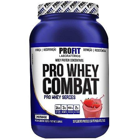 Pro Whey Combat (907g) - Profit