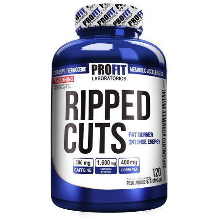 Ripped Cuts (120caps) - Profit